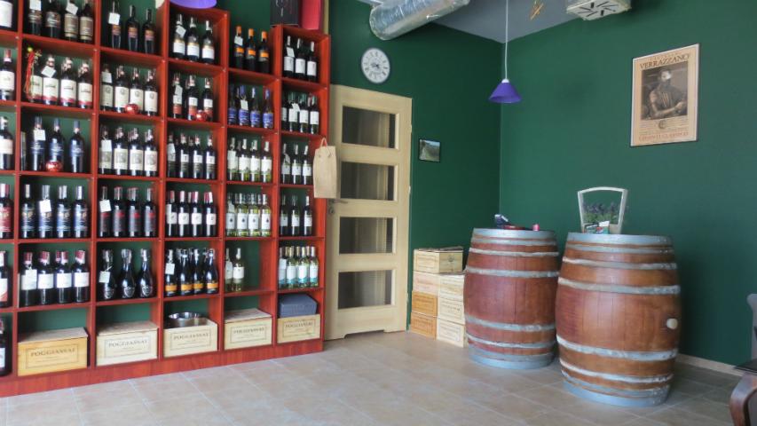 Sklep z winami Warszawa - Cuda Toskanii wina włoskie