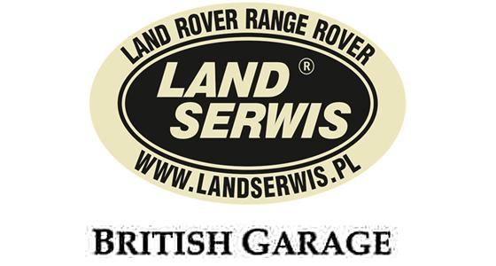 Land Serwis British garage