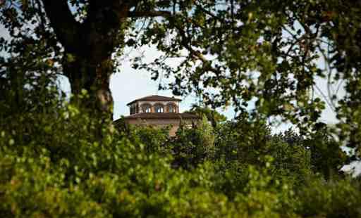 Cuda Toskanii Villa Trasqua