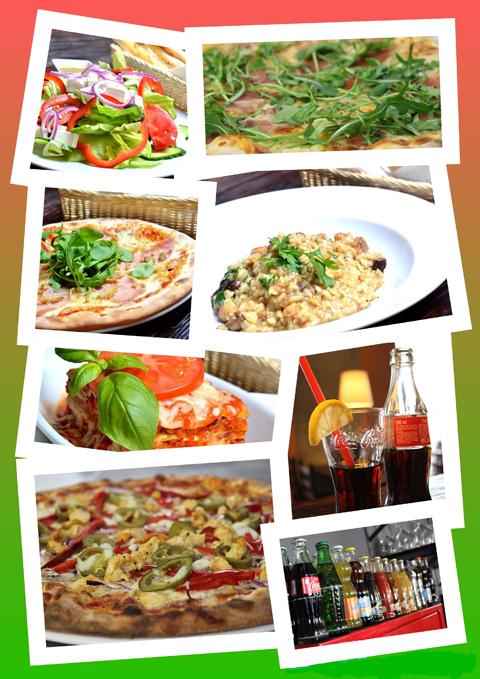 Fabryka Pizzy - promocja napój