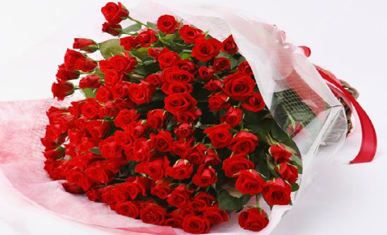 Kwiaty na Dzień Zakochanych