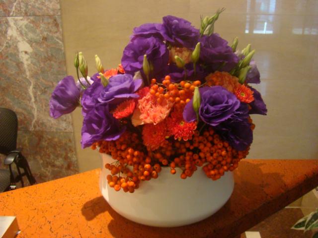 Four Seasons kwiaty do biur