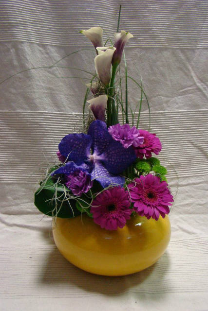 Four Seasons kompozycje kwiatowe do biura
