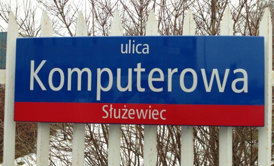 ulica Komputerowa Służewiec