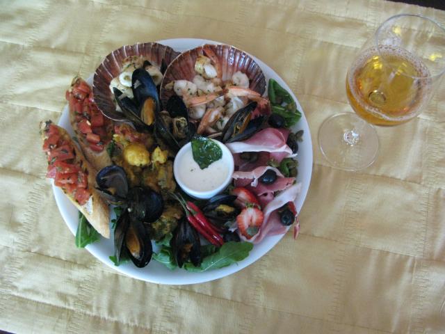restauracja hiszpańska warszawa punta prima