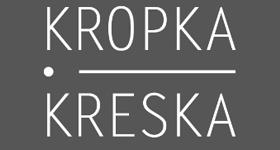 Studio graficzne Warszawa Służewiec projektowanie identyfikacja wizualna Kropka Kreska