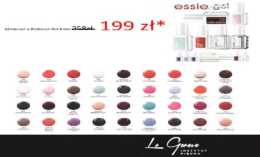 La Geneve manicure żelowy - Mokotów