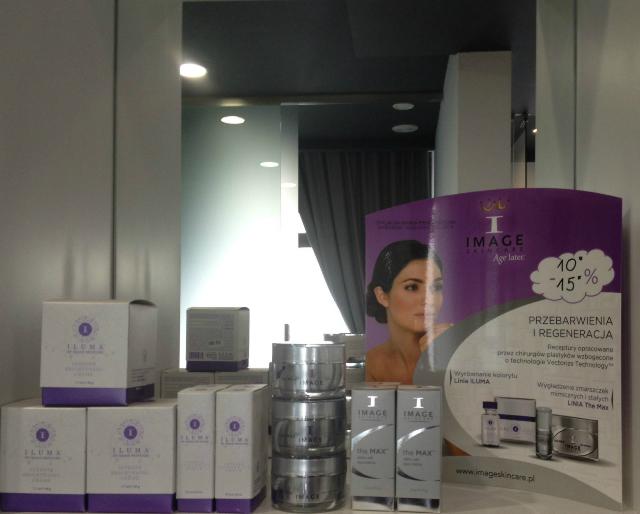 Image Skincare opracowane w technologii wektorowej w ofercie specjalnej w La Geneve