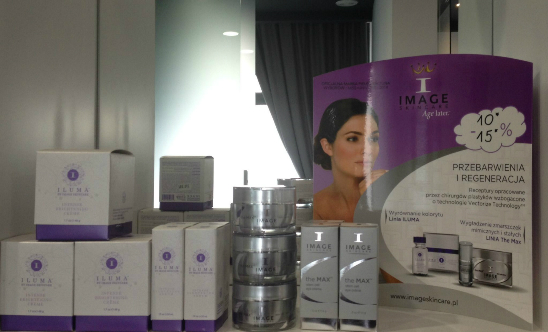 Promocja na kosmetyki Image Skincare w La Geneve
